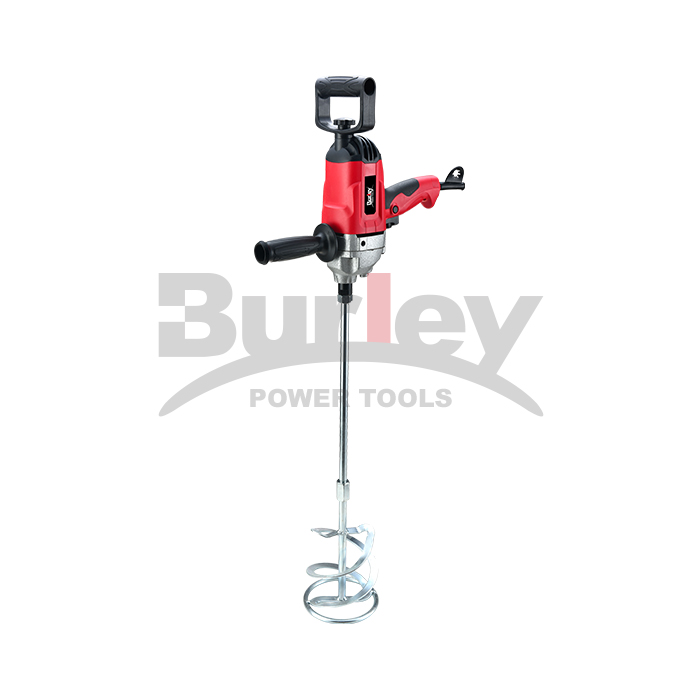 1050W Drill Mud Mixer With Spade Handle And Variable Speeds For Drilling And Mixing-R6170