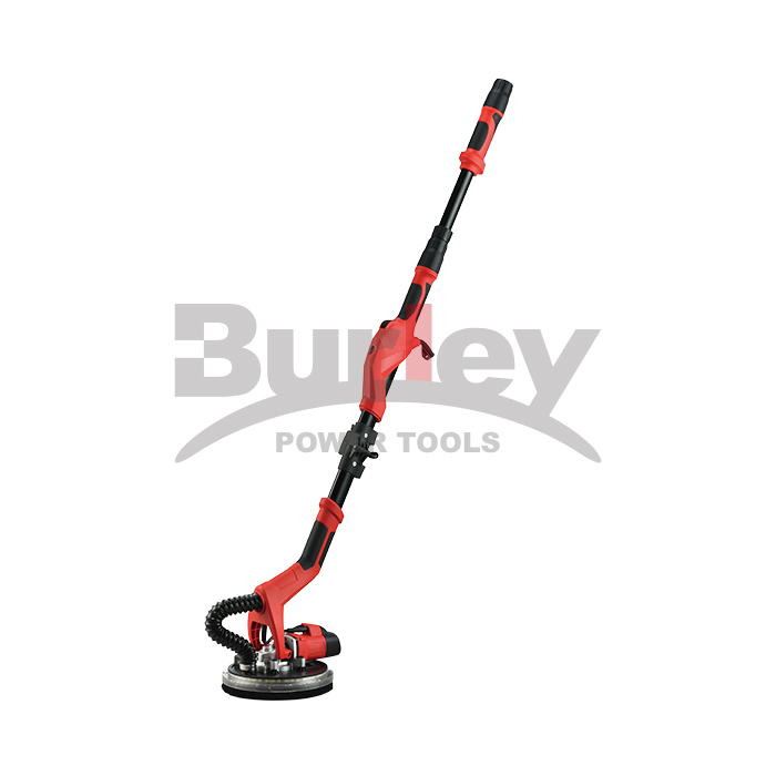 600W/710W Foldable Handle Adjustable Speed Drywall Sander Ergonomics Design With SANDGLOW Systerm-R7234-SG