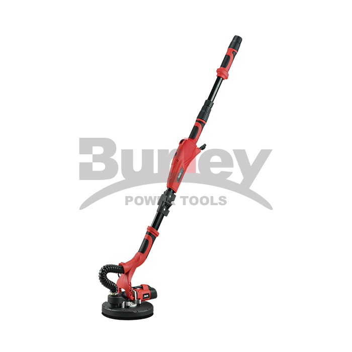 600W/710W Foldable Handle Adjustable Speed Drywall Sander 2 Options For Extracting Dust-R7233