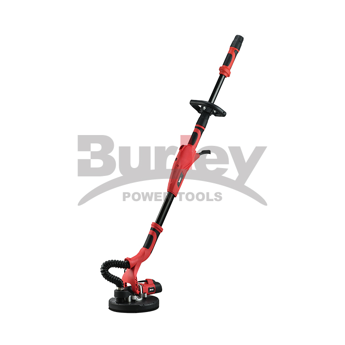 600W / 710W Drywall Sander Adjustable Speed ​​Speed ​​Positioned Motor, 2 Mga Kapilian nga Koleksyon sa Abog.-R7232