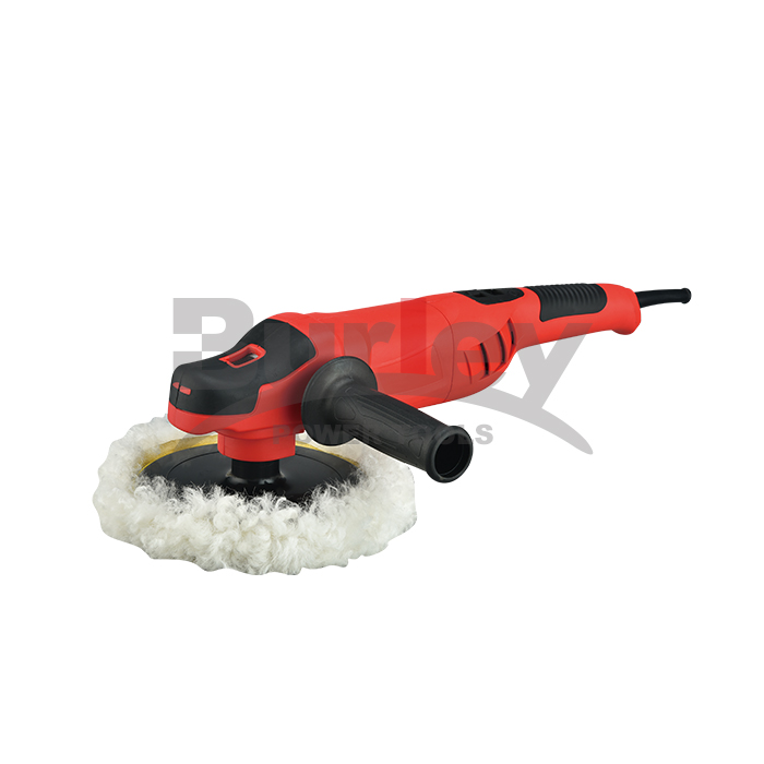 1100W/1200W Car Polisher Variable Speed Polisher with Digital Readout 180mm Pad-R7184