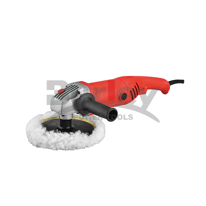 Buffer Polisher 180mm 1200W With 6 Variable Speeds For Car Sanding, Polishing, Waxing, Sealing Glaze-R7182