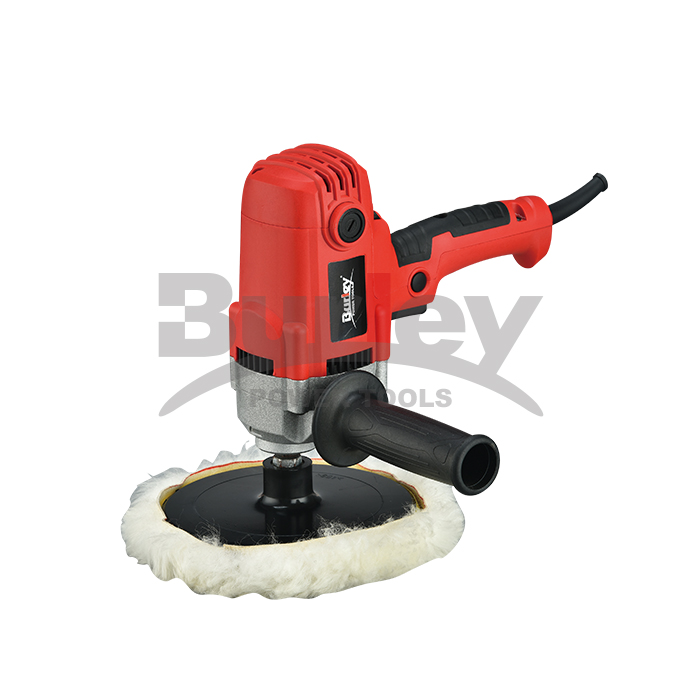 900W Vertical Polisher 180mm Pad, Variable Speed, Car Polisher-R7181