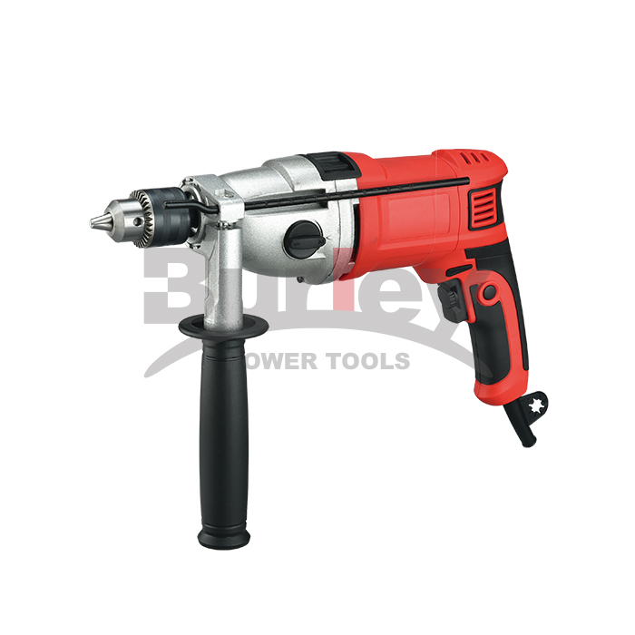 Drill Impact Corded 850W / 1050W cù Lock-on Button-R8801 / R8802