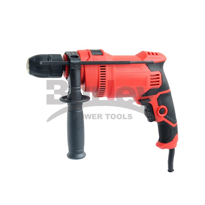 Bohrhammer, Kabelbohrer Schlagbohrer 0-3000 U / min Elektrobohrer mit 1/2 '' schlüssellosem Spannfutter -R8609 / R8608 / R8608-1