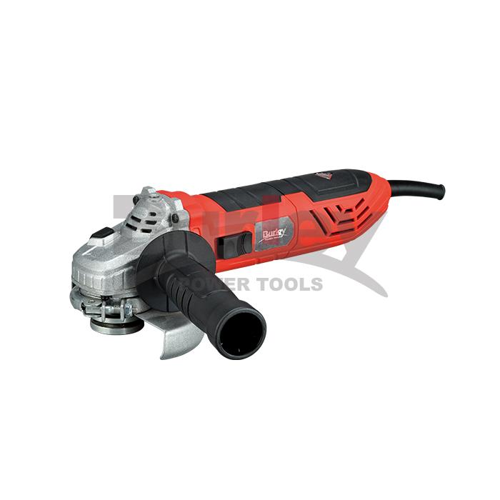 Angle Grinder 12000 / min Grinder Nga Adunay 3-posisyon nga Anti-vibration Handle, Power-on Indicator-M3102A / M3102B / M3102C